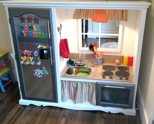 Diy Inspiration For My Tv Cabinet Play Kitchen At Home