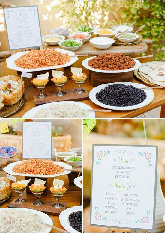 Taco Dinner Party Ideas Part - 42: 928618029674c8c57c137239d2798a4b