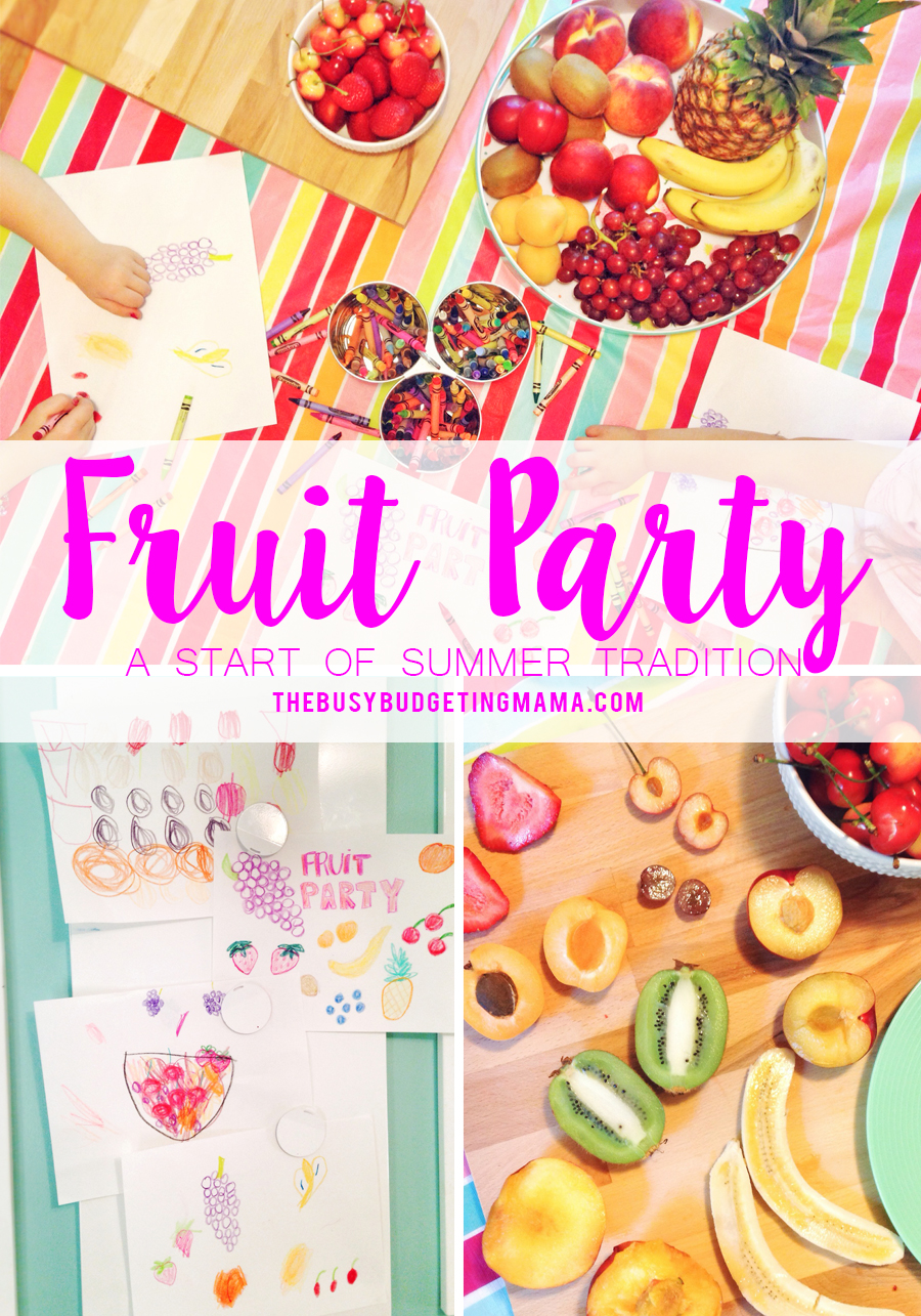 Party Fruits