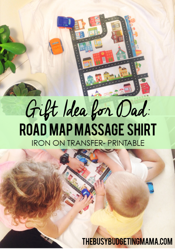 Road Massage Shirt-TheBusyBudgetingMama