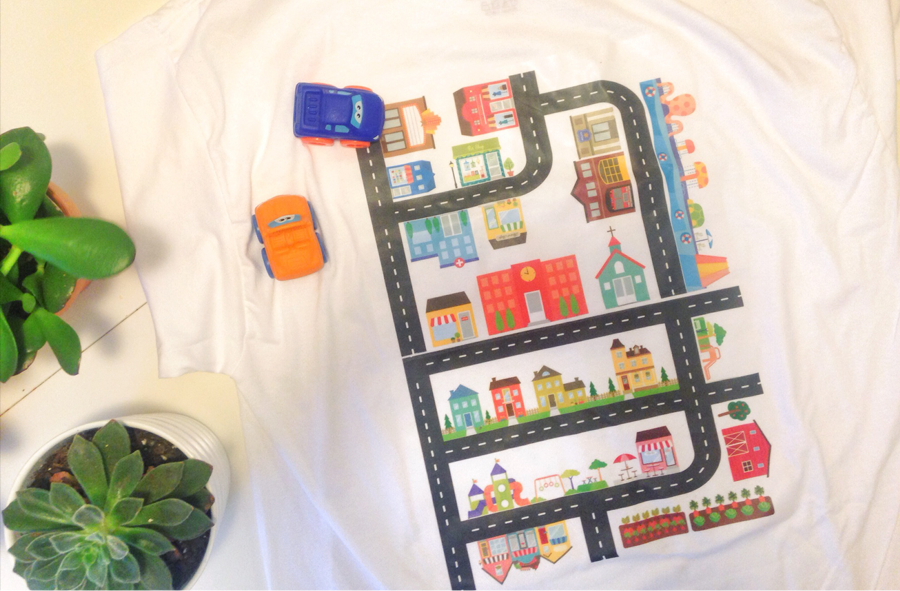 Road Massage Shirt2-TheBusyBudgetingMama
