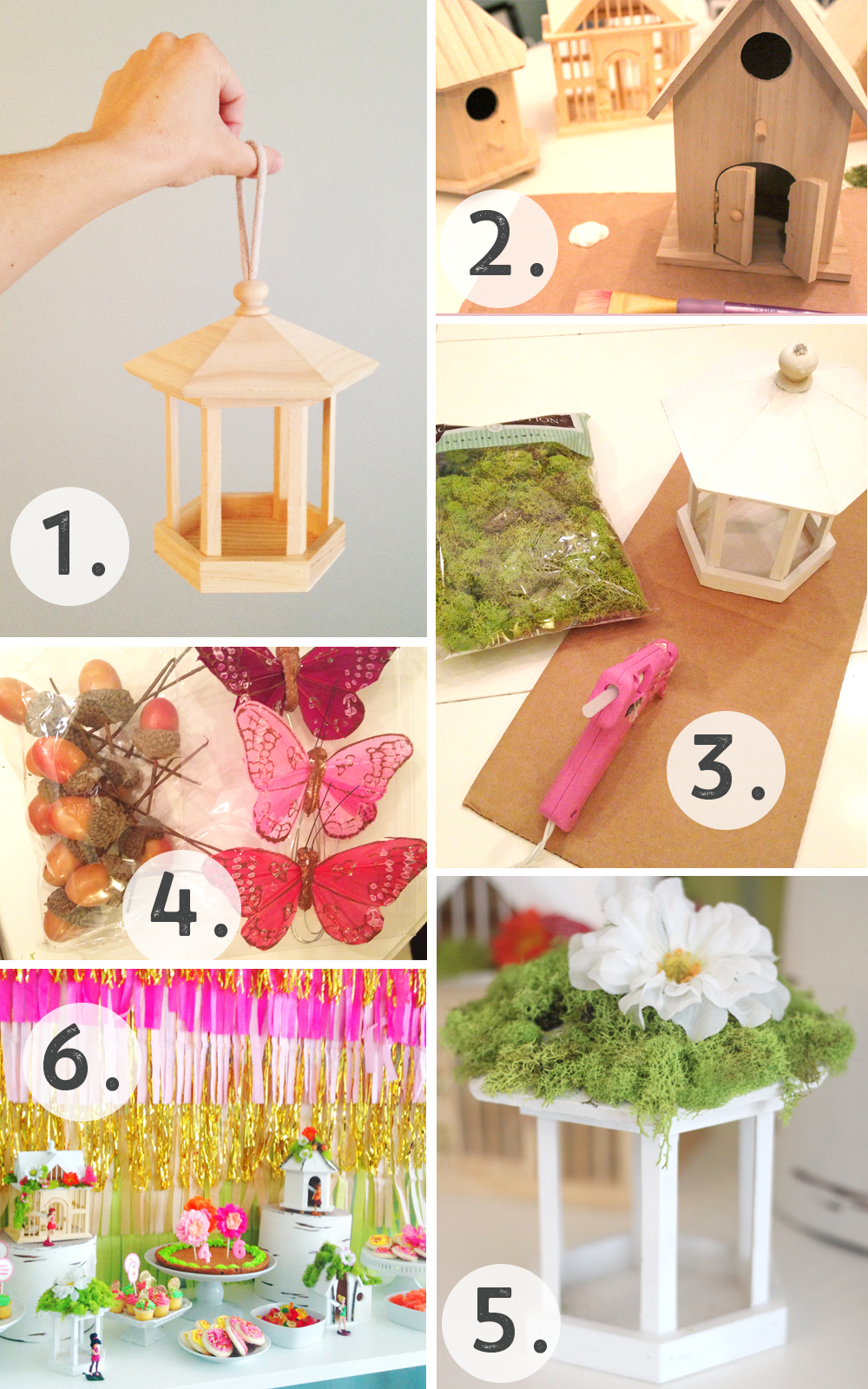 Great Fairy Village DIY2  Athomewithnatalie