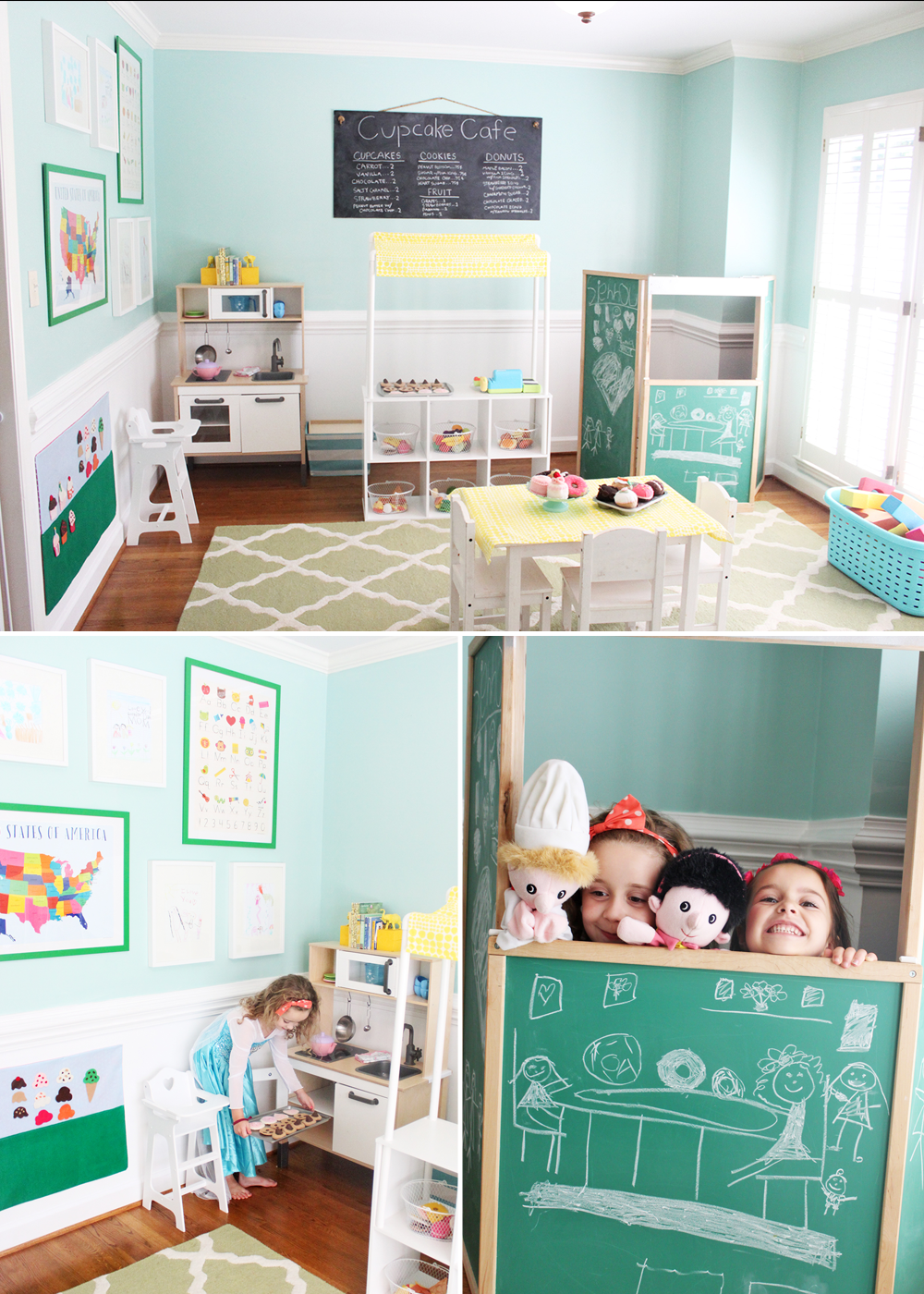 Our Playroom At Home With Natalie