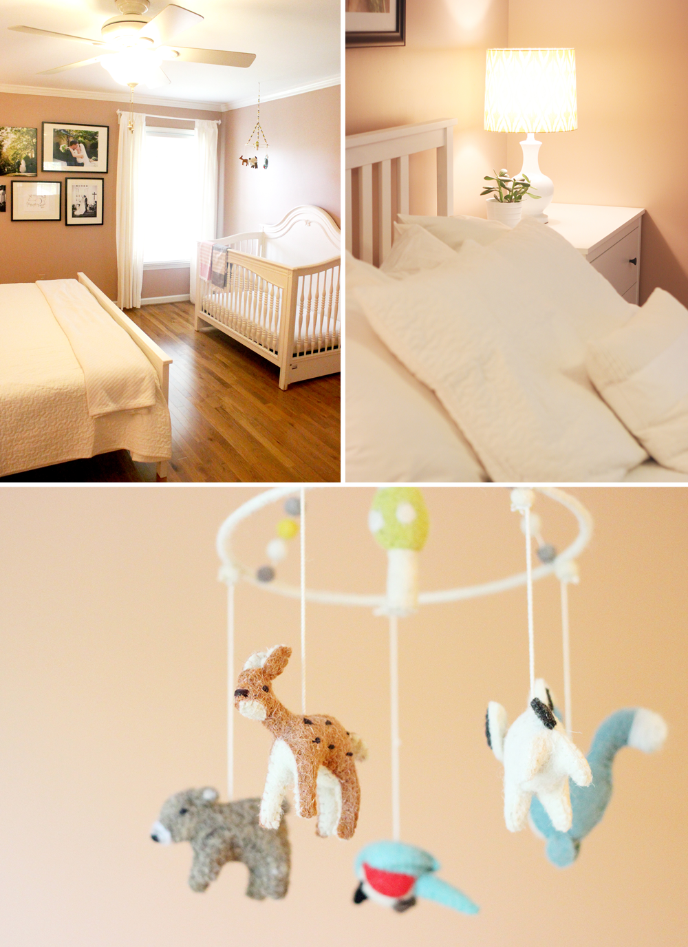 Our Master Bedroom And Newborn Set Up At Home With Natalie