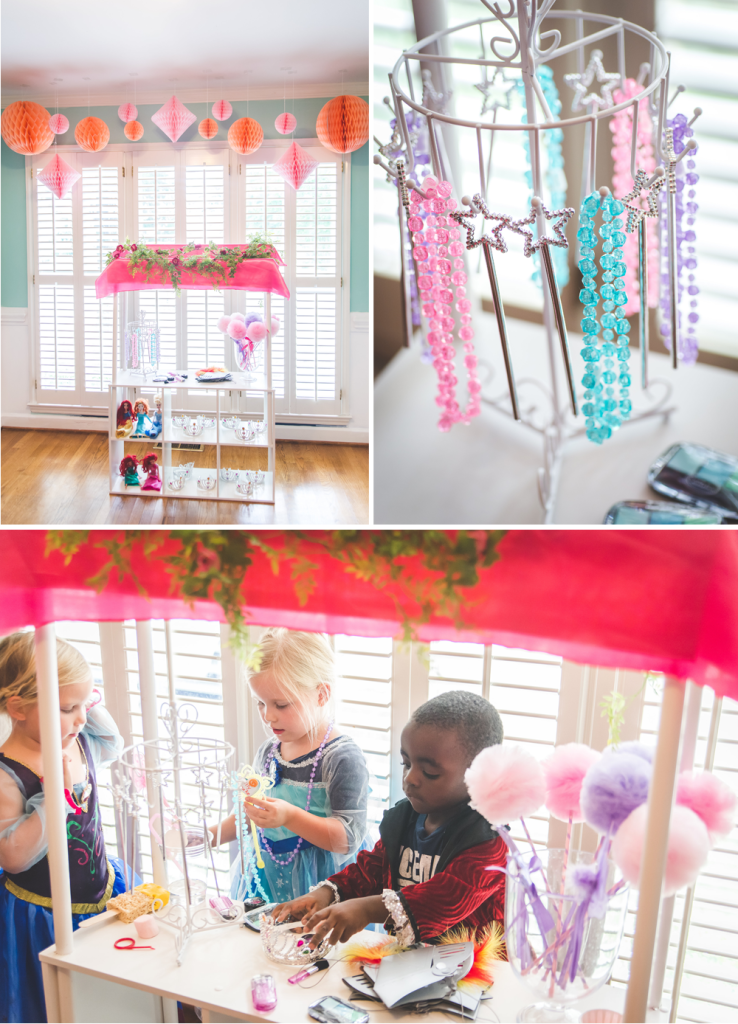 PRINCESS AND KNIGHTS PARTY-ATHOMEWITHNATALIE10