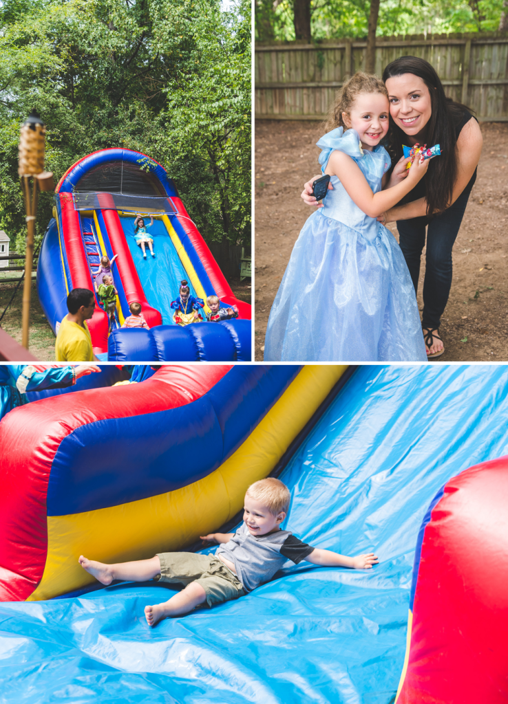 PRINCESS AND KNIGHTS PARTY-ATHOMEWITHNATALIE16