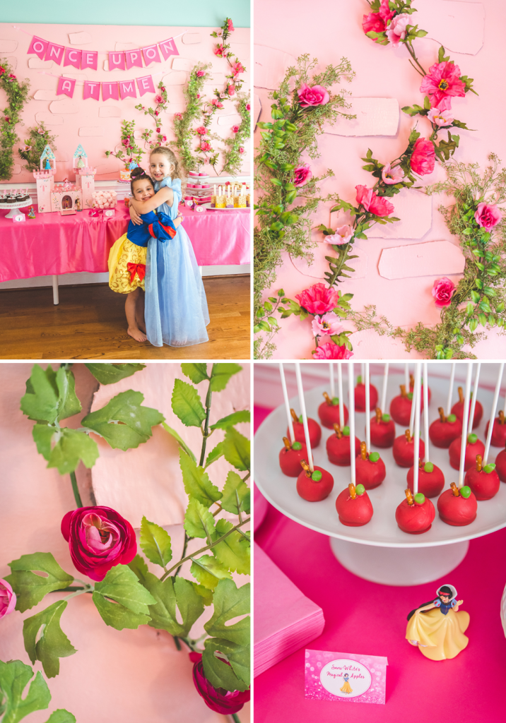 PRINCESS AND KNIGHTS PARTY-ATHOMEWITHNATALIE18