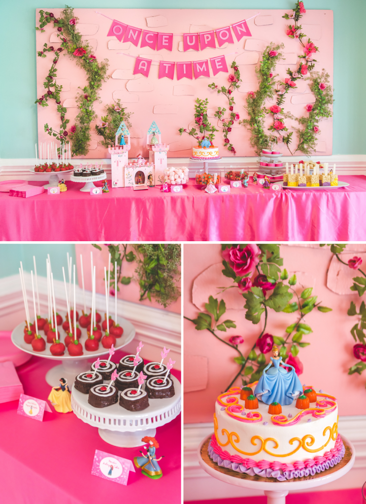 PRINCESS AND KNIGHTS PARTY-ATHOMEWITHNATALIE2