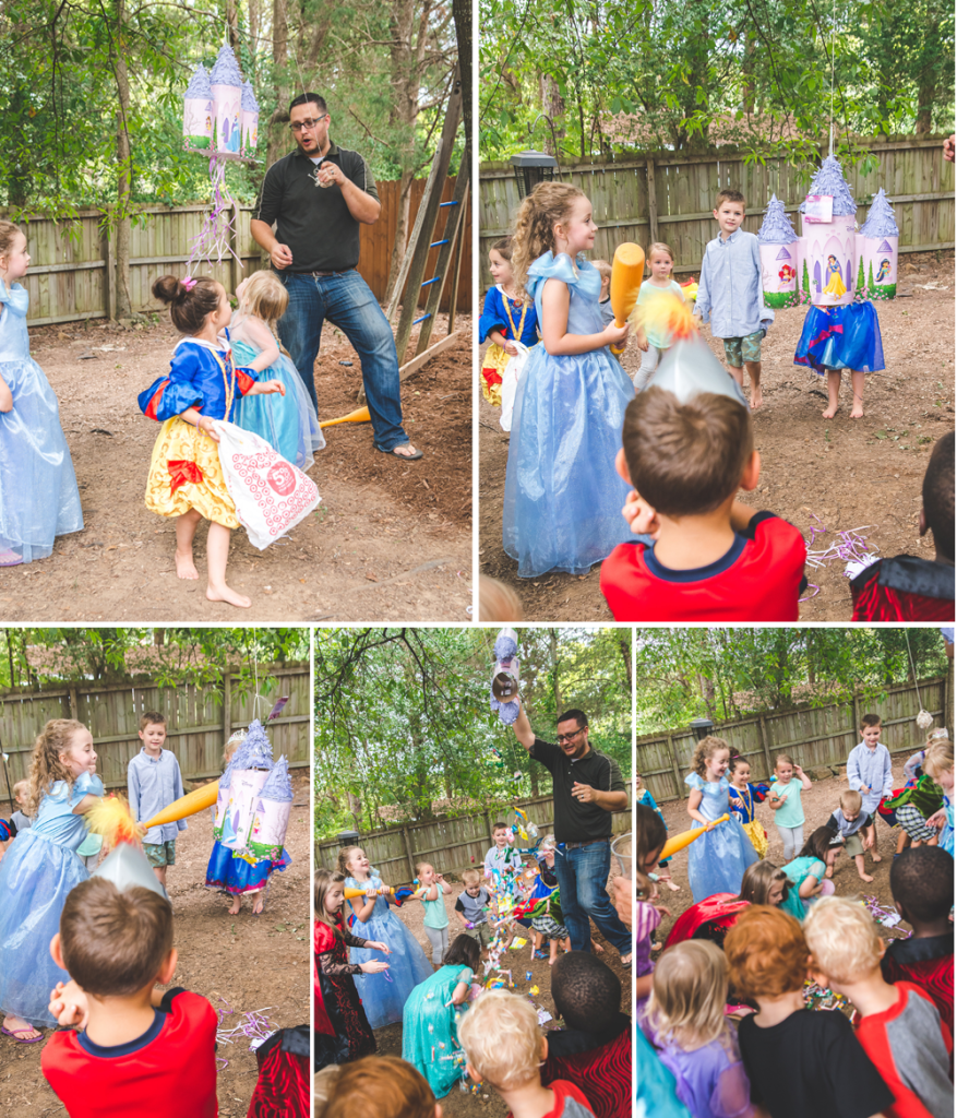 PRINCESS AND KNIGHTS PARTY-ATHOMEWITHNATALIE21