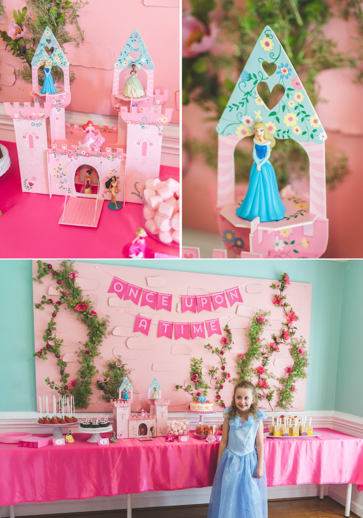PRINCESS AND KNIGHTS PARTY-ATHOMEWITHNATALIE23