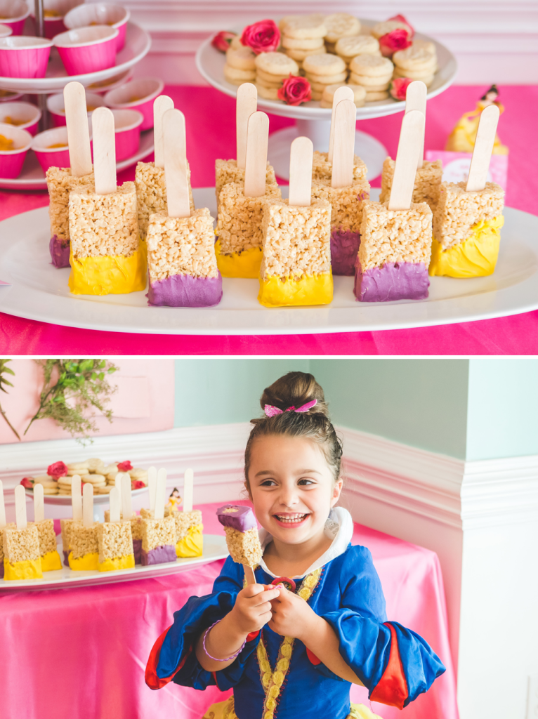 PRINCESS AND KNIGHTS PARTY-ATHOMEWITHNATALIE24