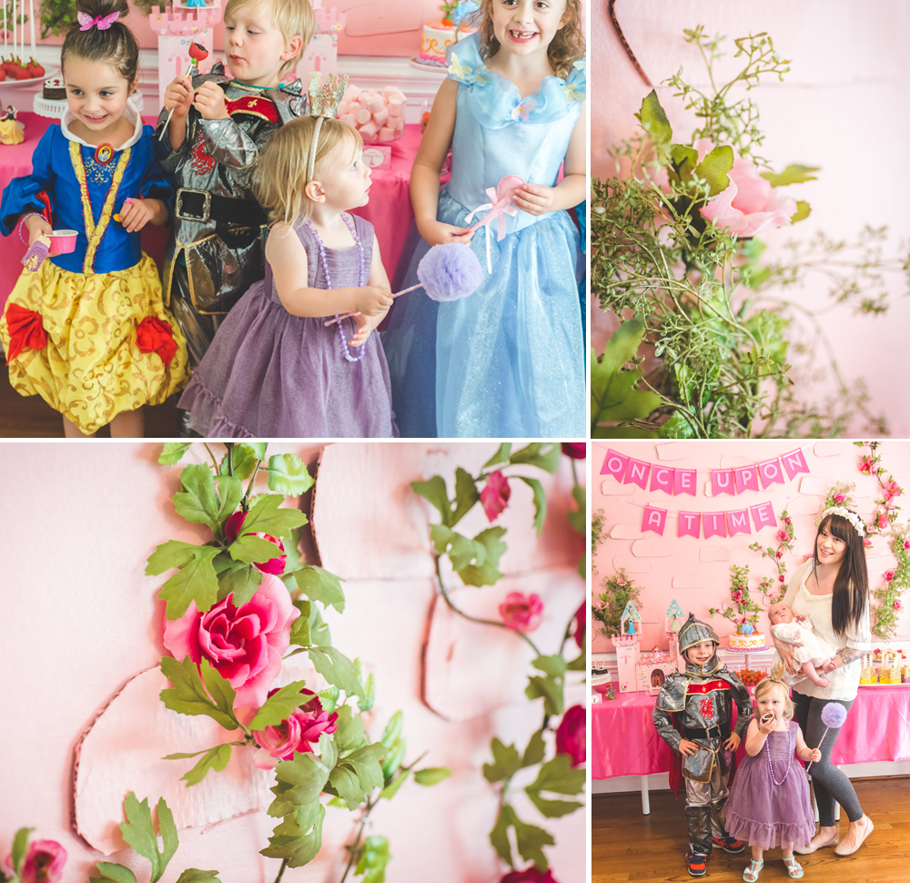 PRINCESS AND KNIGHTS PARTY-ATHOMEWITHNATALIE27