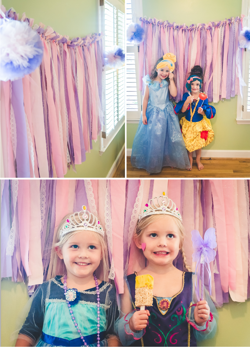 Sophia\'s Princess and Knight 7th Birthday Party – At Home With Natalie