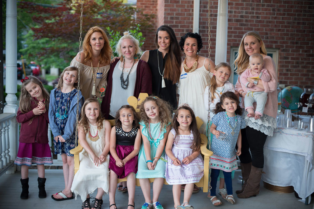View More: http://christinemasonphotography.pass.us/fashionandcompassion-porch-part-2