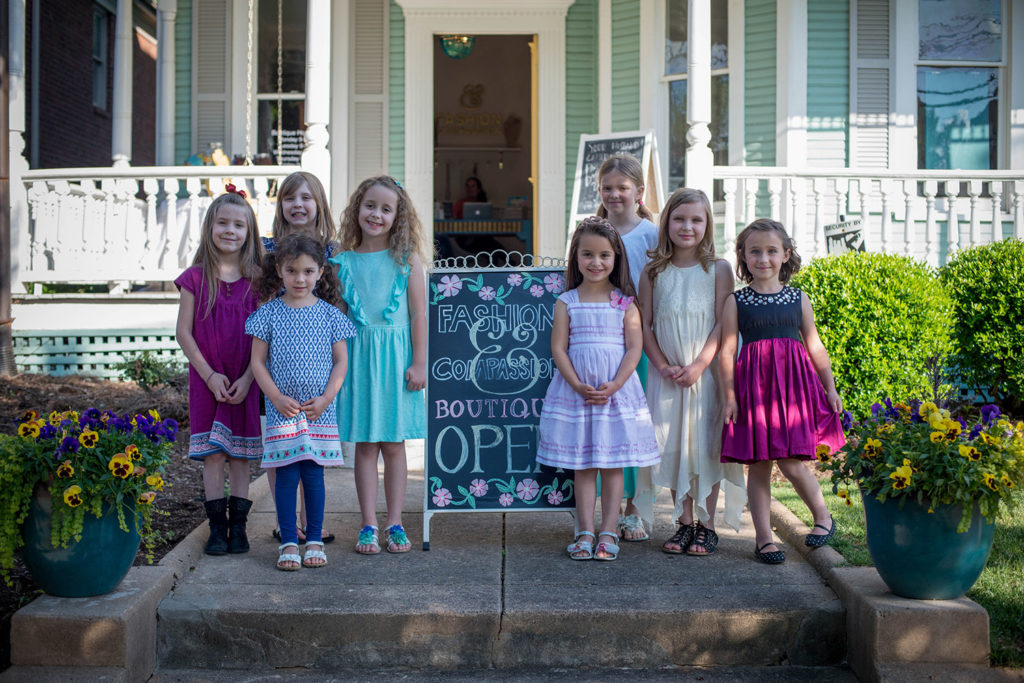 View More: http://christinemasonphotography.pass.us/fashionandcompassion-porch-party-1