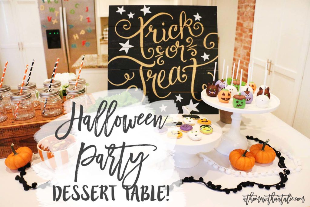 athomewithnatalie-halloween-dessert-table