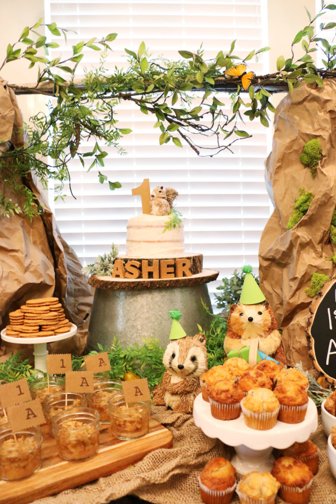 asher-woodland-themed-first-birthday-10