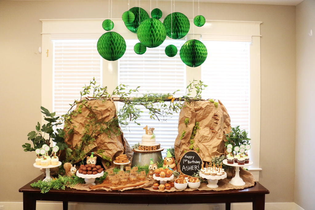 asher-woodland-themed-first-birthday
