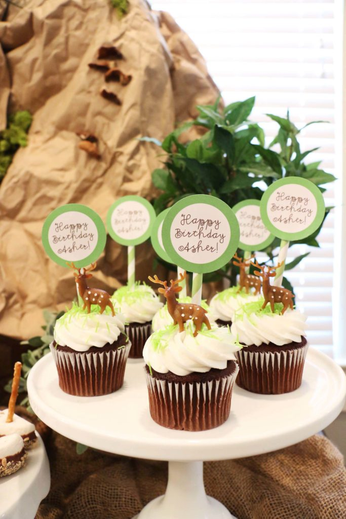 asher-woodland-themed-first-birthday-4