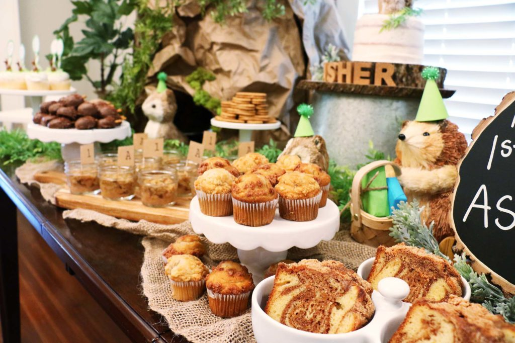 asher-woodland-themed-first-birthday-5