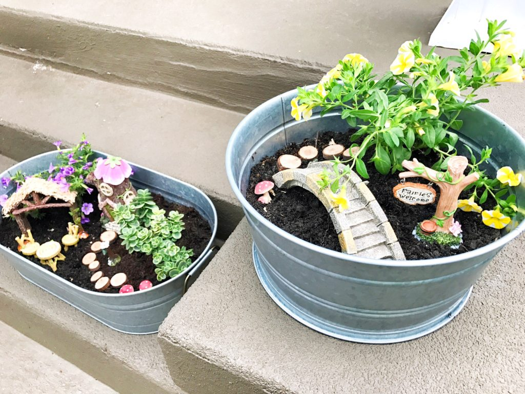 Fairy garden containers at home with natalie - Fairy garden containers for sale ...