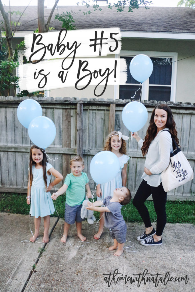 gender reveal-athomewithnatalie