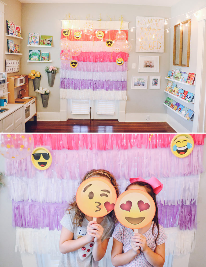 Emoji Birthday Party 10-AtHomeWithNatalie