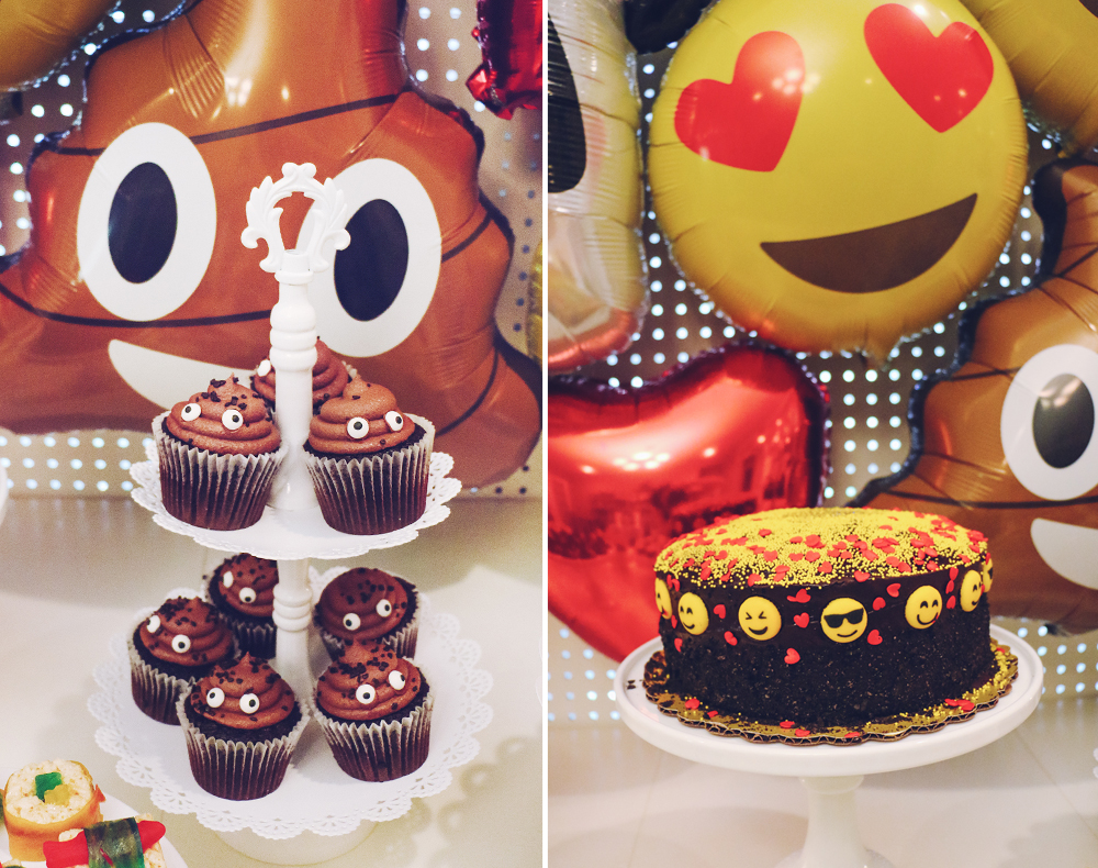Emoji Birthday Party 17-AtHomeWithNatalie