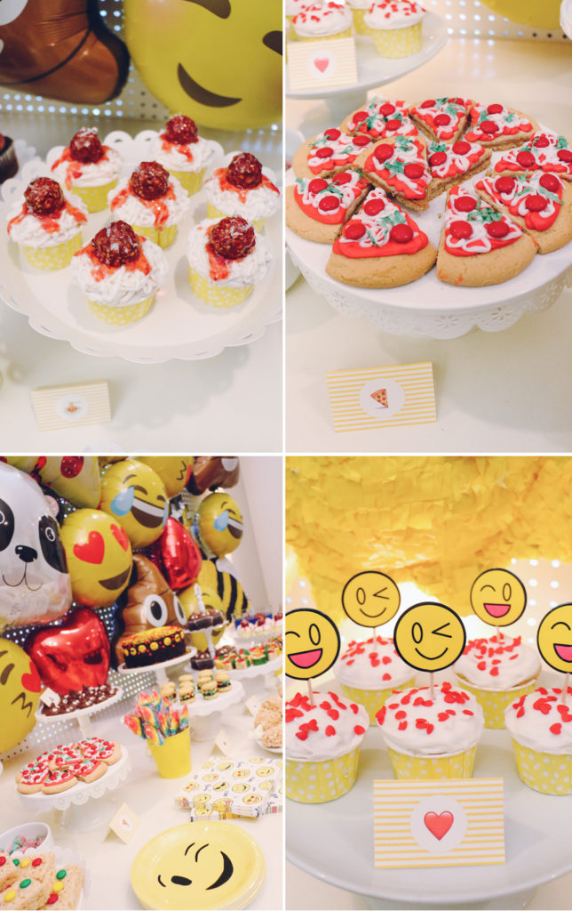 Emoji Birthday Party 21-AtHomeWithNatalie