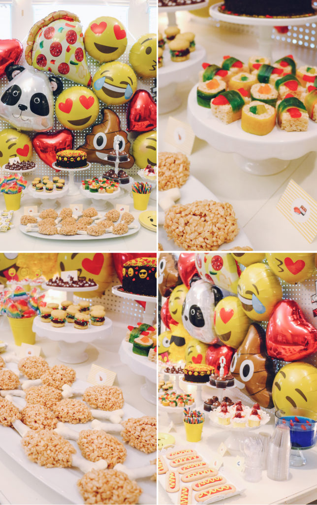 Emoji Birthday Party 23-AtHomeWithNatalie