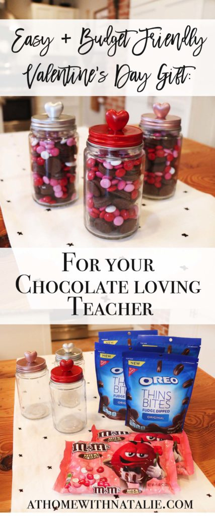 Valentine's Day Gift for your Chocolate Loving Teacher + GIVEAWAY