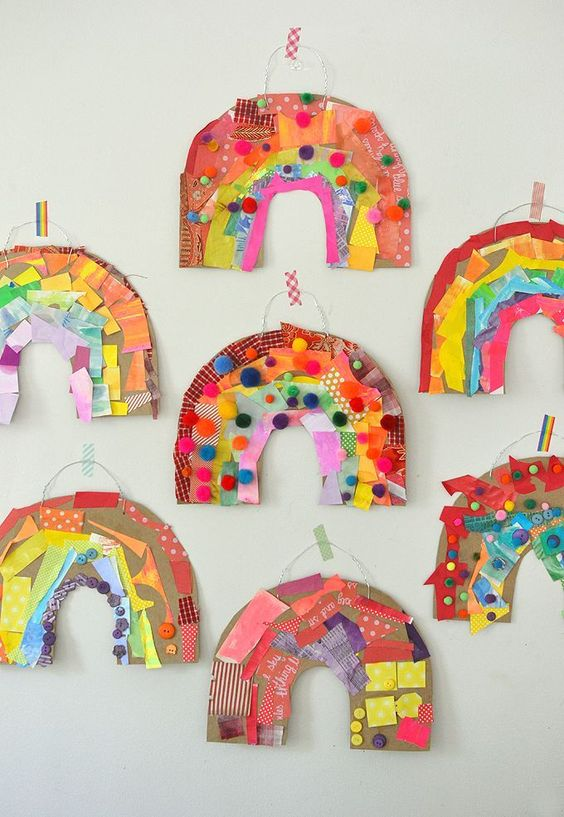16 Rainbow Ideas for St. Patrick's Day with Kids!