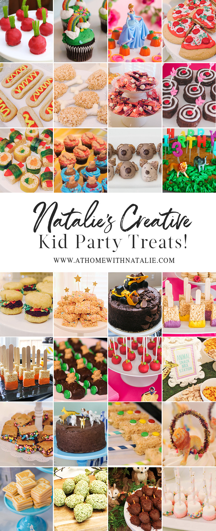 One Of My Favorite Parts About Throwing Kids Parties Is The Dessert Table I Enjoy Getting Creative With Treats And Today M Sharing Some